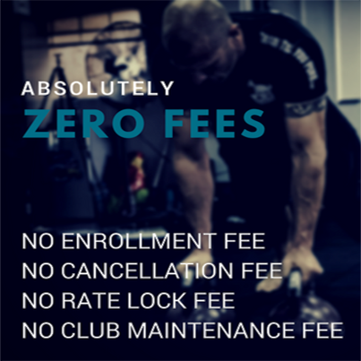 Excel Fitness of Dixon CA - Absolutely No Fees at All