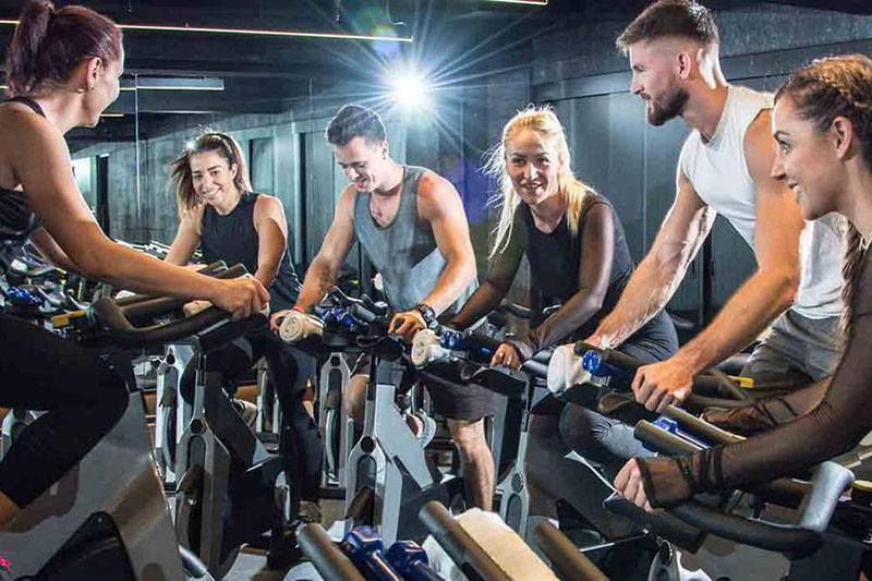 Excel Fitness of Dixon - Intense Spin Fitness Workouts and Spin Classes