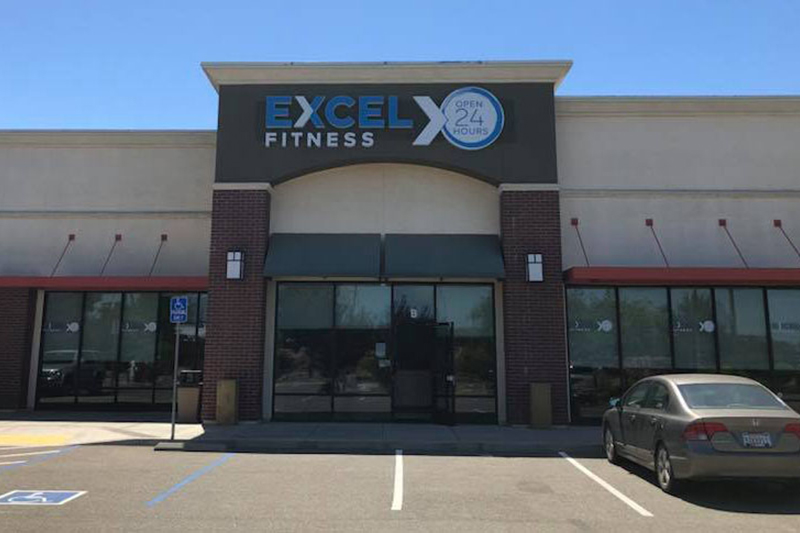 Excel Fitness in Dixon CA - Beautiful Well Maintained Gym
