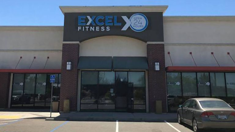 Excel Fitness of Dixon - Store Front
