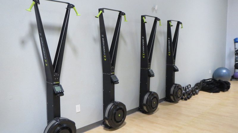 Excel Fitness of Dixon - Huge Group Fitness Room