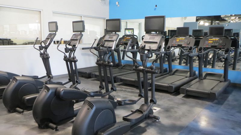 Excel Fitness in Dixon - Burn Calories on High Tech Cardio Machines