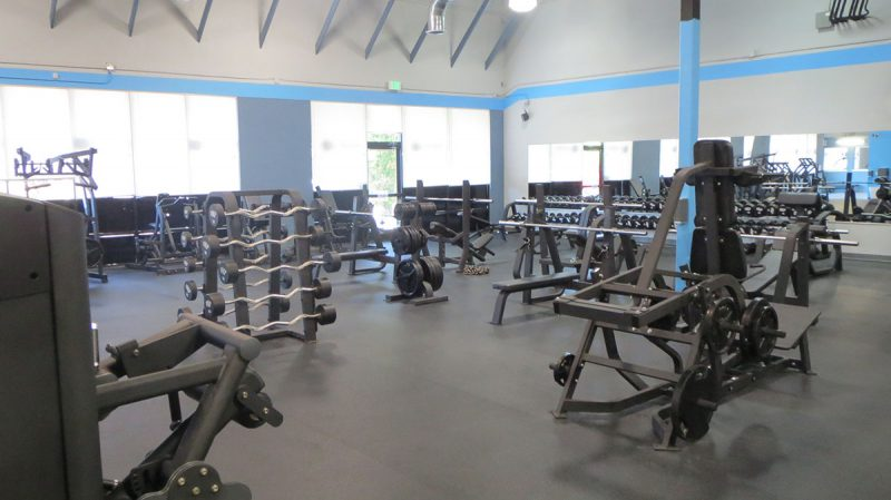Excel Fitness of Dixon - Full Service Free Weight Gym